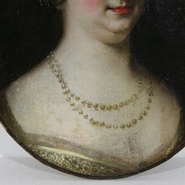 Gorgeous 17th century portrait of a lady. Great quality