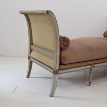 Directoire style Daybed/ banquette in wood, France circa 1795/1850