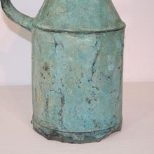 Stunning copper water jugs, France circa 1850-1900