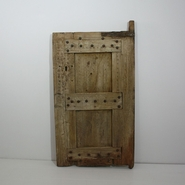 Beautiful primitive door, Morocco circa 1850.