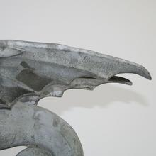 Beautiful zinc weathervane, France circa 1880